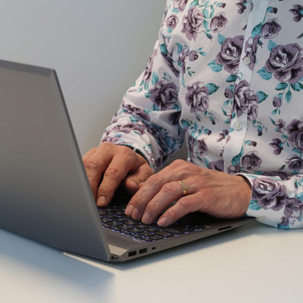 Behandling online
